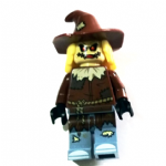 Lego Batman Movie Scarecrow 70913 minifigure genuine parts @sold@